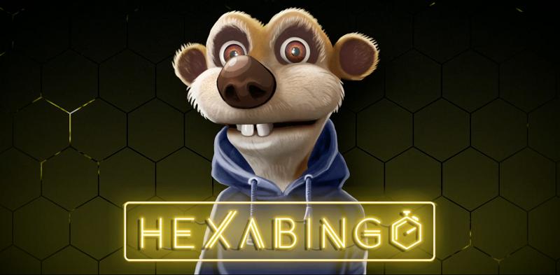 HexaBingo - nytt bingospel hos Maria Casino!