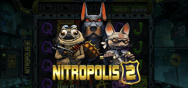 NYA SPELAUTOAMTER JUNI 2021 - Nitropolis 2